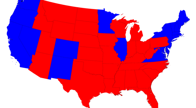 What was really at stake in the presidential election?